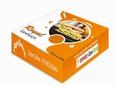Sandwich box design