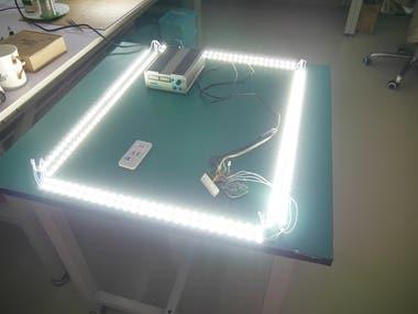 36 Watt LED Light Prototype