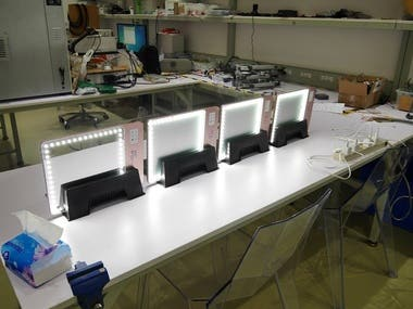 Battery Driven LED Light