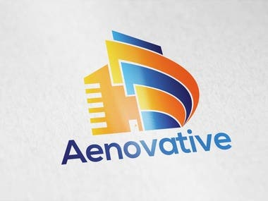 Aenovative logo