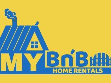 MY BnB Home Decorations Logo