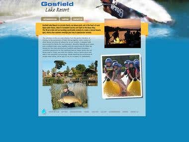 Gosfield Lake for TCE Design