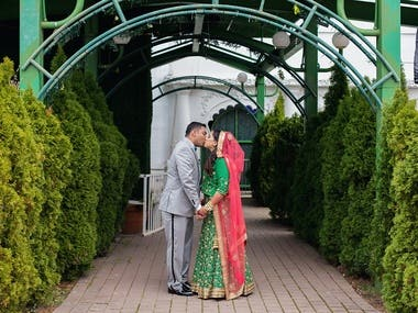 Wedding Photography Color Grading