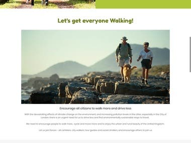 Walksies- UK walking database