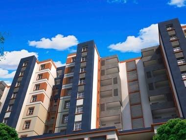 3D Residence