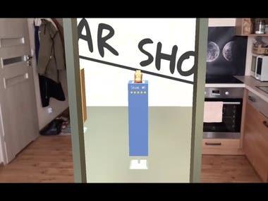 AR shop