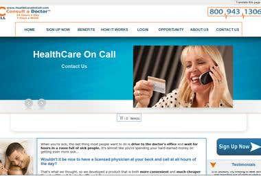 HealthCareOnCall.com