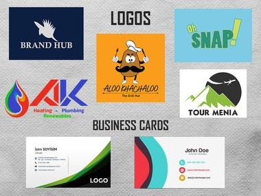 Logo & Business Cards