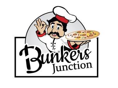 Logo Design - Bunkers Junction