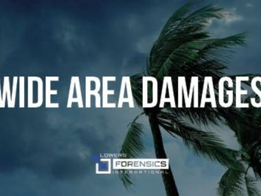 SEO/Blog Writing: The Impact of Wide Area Damages