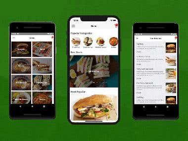 React-native-restaurant-App