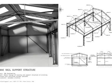 Warehouse Structural Reinforcement