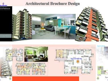 Architectural Brouchure design