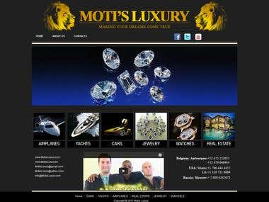 Moti's Luxury