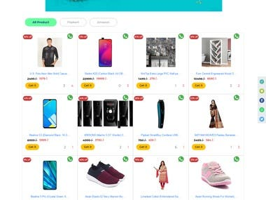 Biggdeals amazon and flipkart
