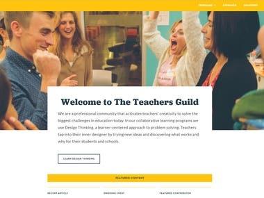 The Teachers Guild