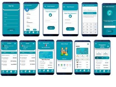 Scarlett Mobile Application