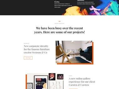 inbound website design