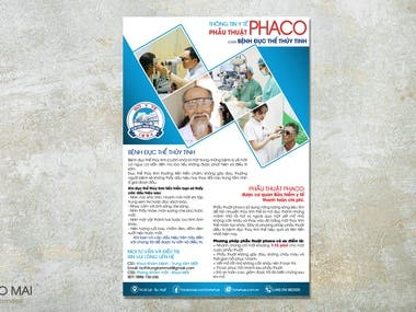 [Poster] Information of Phaco surgery (vietsub)
