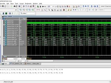 FPGA cyclone IV E Based System Design