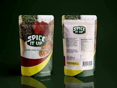 Packaging & Label Designs