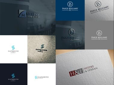 logo for a concreting business