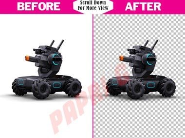 Product Photo Background Removal