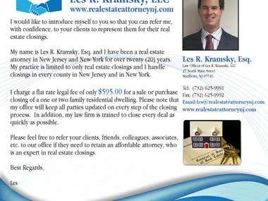 xperienced Real Estate Attorney for Hire - Only $595.00