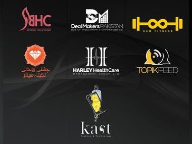 logos Collage