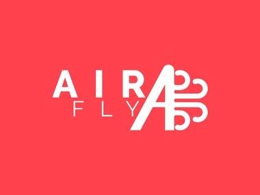 Air Fly Logo Design