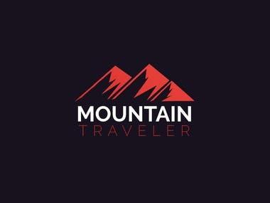 Mountain Travel Logo Designing