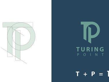 Turing Point Logo Design