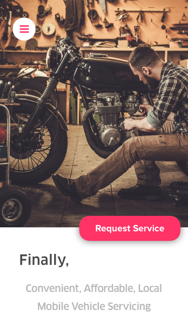 HOOPTY CAR SERVICE APP