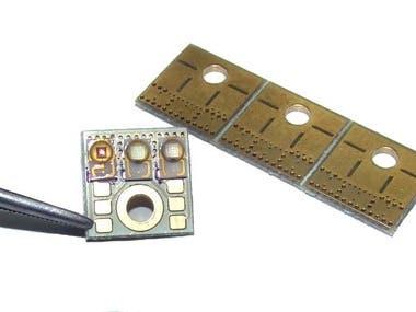 Rebel Square LED Boards