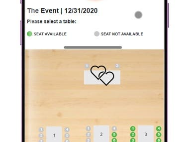 Online Wedding Planner - React, PWA, Asp.Net