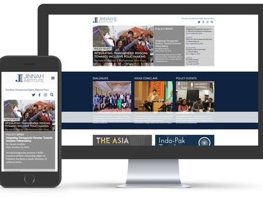 Jinnah Institute - Wordpress
