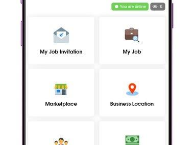 Kam Kaj Pro App - Xamarin, iOS, Android