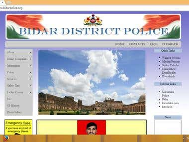 Bidar District Police