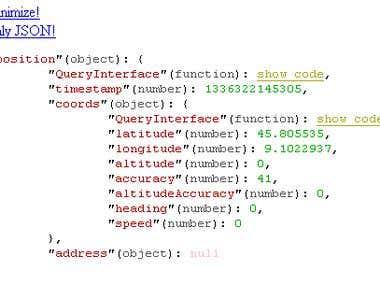 JsonPriner.js (Mootools plugin)