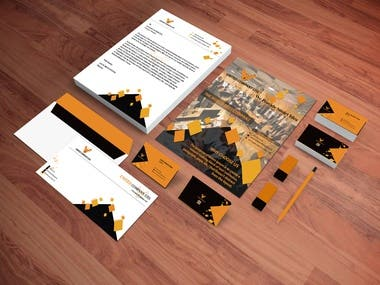 Stationery Designs