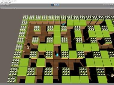 Bomberman in 3D