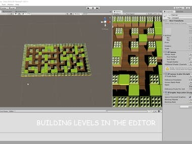 Bomberman in 3D gameplay