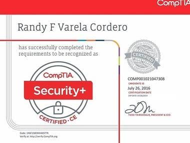 Comptia Security+ Comptia