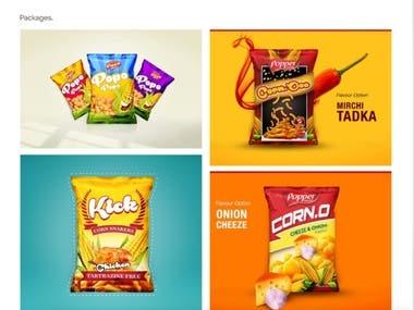 Package/Label Design