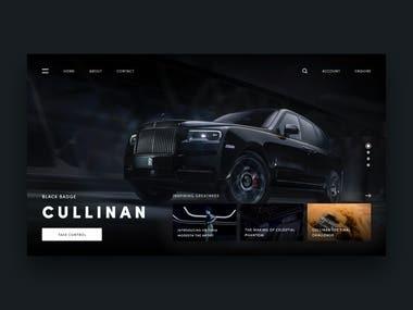 Rolls Royce Redesign