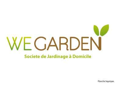 Logo Design for WeGarden