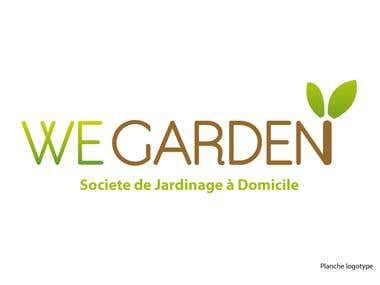 Logo Design for WeGarden