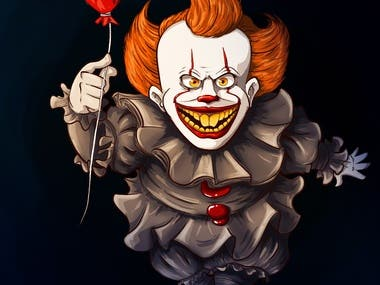 """character from'' It"""""""