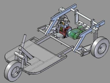 Chassis design / Vehicle integration