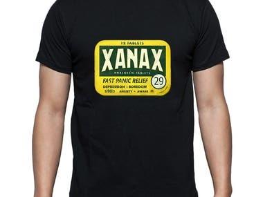 Brand logo T Shirt